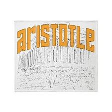 Aristotle Light Throw Blanket