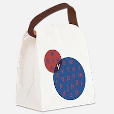 y-oh-y Canvas Lunch Bag