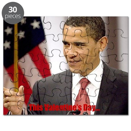 ART This Obama 3 Puzzle