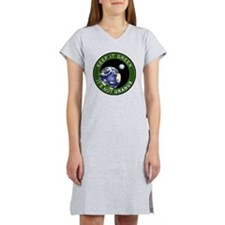 Earth - It is not URANUS Women's Nightshirt