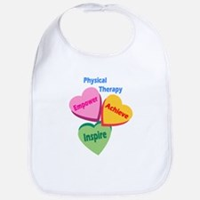 PT Multi Hearts Bib