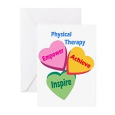 PT Multi Hearts Greeting Cards (Pk of 10)
