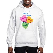 PT Multi Hearts Hoodie