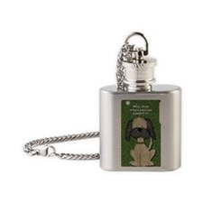 3G-whyshop Flask Necklace