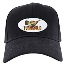 Turkaholic Baseball Hat