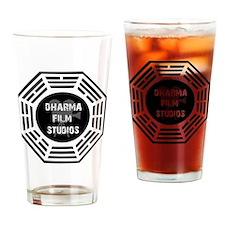 Dharma Films Studios Drinking Glass