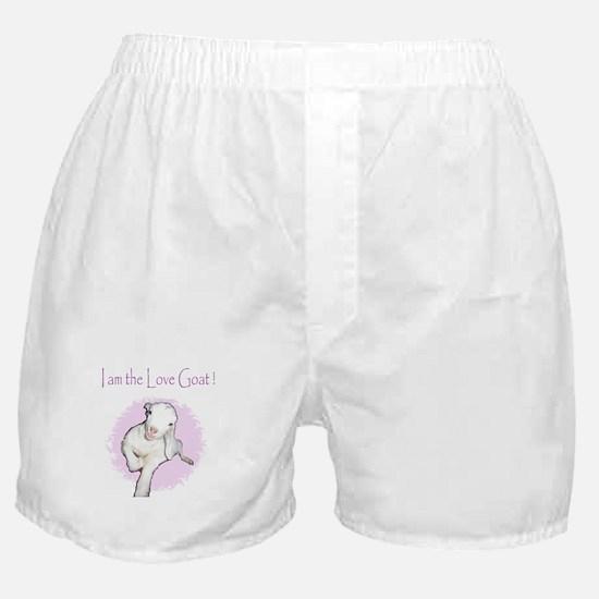 The Love Goat Boxer Shorts