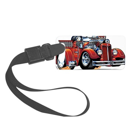 37seagrave Small Luggage Tag