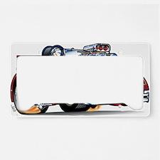 37seagrave License Plate Holder