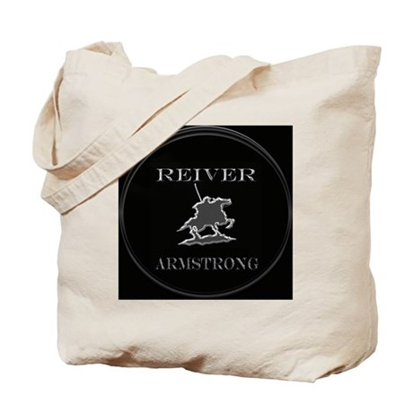reiver sq armstrong Tote Bag