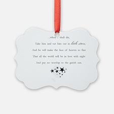 Little Stars Ornament