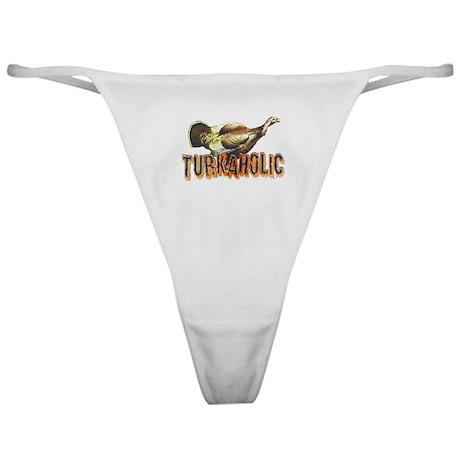 Turkaholic Classic Thong