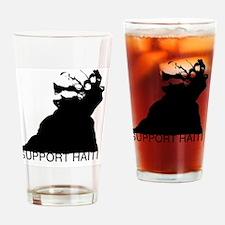 Haiti Relief Drinking Glass