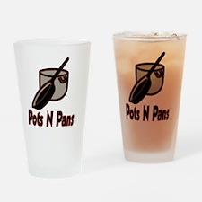 potsandpans Drinking Glass