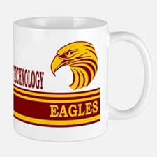 Fiume Institute of Technology Eagles Mug