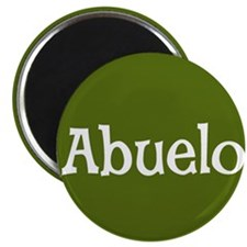 Abuelo_Button Magnet