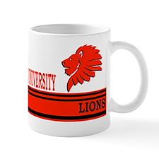 Manuta State University Lions Mug