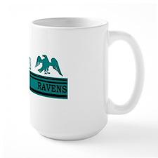 University of Wallachia Ravens Mug