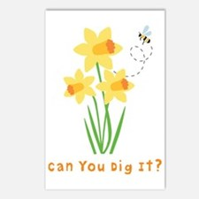 Can You Dig It Garden Postcards (Package of 8)