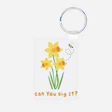 Can You Dig It Garden Keychains