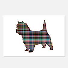 Cairn Terrier or Westie Postcards (Package of 8)