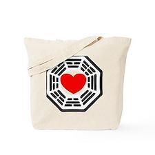 i-heart-ben Tote Bag