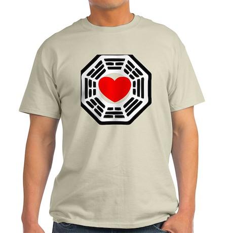 i-heart-ben Light T-Shirt