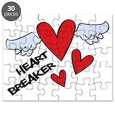 Heart Breaker Puzzle