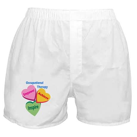 OT Multi Heart Boxer Shorts