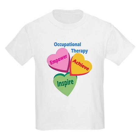 OT Multi Heart Kids T-Shirt