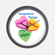 OT Multi Heart Wall Clock