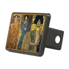 Gustav Klimt - Strong Wome Hitch Cover