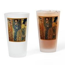 Gustav Klimt - Strong Women Drinking Glass