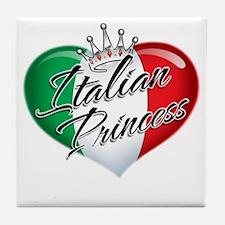 CP1013-Italian Princess Tile Coaster