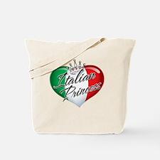 CP1013-Italian Princess Tote Bag