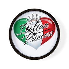 CP1013-Italian Princess Wall Clock