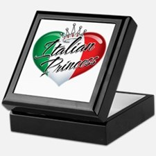 CP1013-Italian Princess Keepsake Box