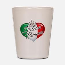 CP1013-Italian Princess Shot Glass