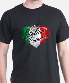 CP1013-Italian Princess T-Shirt
