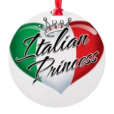 CP1013-Italian Princess Ornament