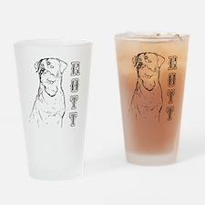 rott Drinking Glass