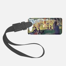 Sunday Afternoon on the Island o Luggage Tag