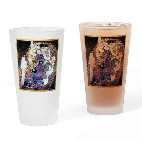 Gustav Klimt - The Virgins Drinking Glass