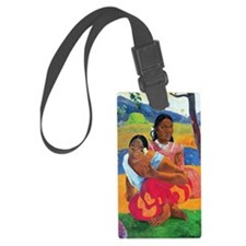 Nafea Faaipoipo (When are you Ge Luggage Tag