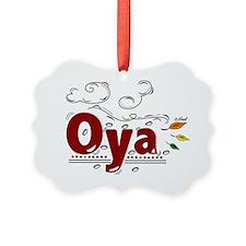 Oya Ornament