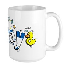 Kids_Yemaya_with duck as A Mug