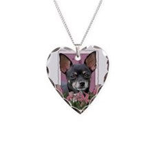 Pink_Tulips_Chihuahua_Isabell Necklace