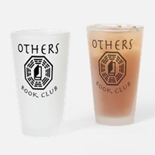 others book club Drinking Glass