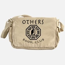 others book club Messenger Bag