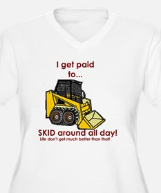 Skid Around T-Shirt